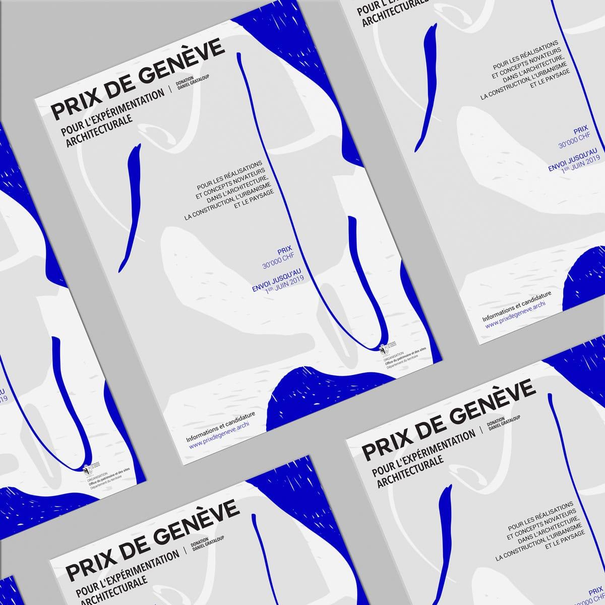 Architecture Site internet Brochures Réseaux sociaux